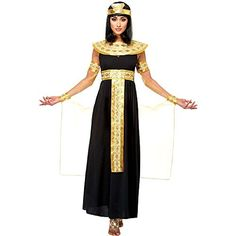 Egyptian Queen of the Nile Adult Costume Franco American Novelty Company http://www.amazon.com/dp/B0055A4E84/ref=cm_sw_r_pi_dp_LYS0tb09Y3XVY07F