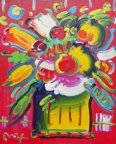 by Peter Max This brings on a feeling of nostalgia!