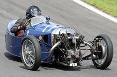 Morgan three-wheeler