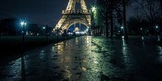 Photograph Cool Night in Paris by Brandon Watts on 500px