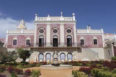 Palácio de Estoi - Algarve, Portugal