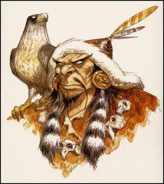 Peter de Sève, character development of Shan-Yu for Disney's Mulan Illustrators, Character Design, Artist Inspiration, Character Art, Illustration Art, Character Design Male, Art, Character Development, Cartoon Art