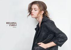 Heloisa Faria A/W 16 Model VaMariana Mendes (way) PH Thais Vandanezi Beauty Vanessa Sena