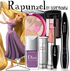 Rapunzel...YAY! I absolutely love this Disney princess! <3