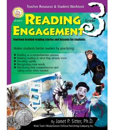 #CDWishList Reading Engagement Resource Book - Carson Dellosa Publishing Education Supplies