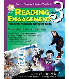 #CDWishList Reading Engagement Resource Book - Carson Dellosa Publishing Education Supplies