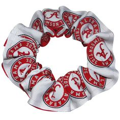 Alabama Crimson Tide #1 Hair Scrunchie