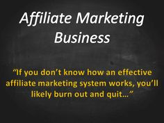 What To Do For Affiliate Marketing Success