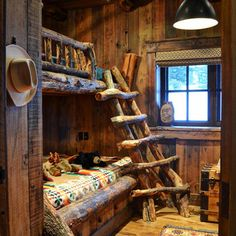 Rustic Bunk House