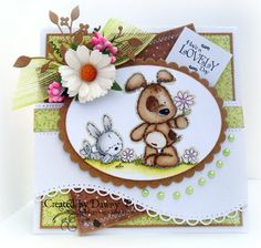 That classy scallop at the bottom of the card adds a spectacular aspect to the whole card's look. Love it!