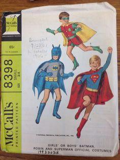 Costumes 1966