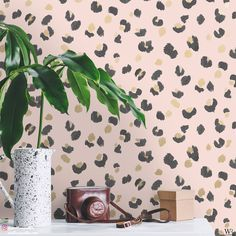 Who else loves a touch of Leopard in their room? . . This nature inspired wallpaper puts a fun Scandinavian twist on the classic leopard print style making this a gorgeous contemporary style living wallpaper. ✨USE IGCODE20 TO AVAIL 20% DISCOUNT✨ . #pinkwallpaper #leopardwallpaper #scandinavianwallpaper #metallicwallpaper #nonpastedwallpaper #contemporaryinterior #cozyhomes #sophisticateddecor #luxuryhomes #interiordesign #designlovers #designspiration #homedesign #interioresdesign #interiør Leopard Print Wallpaper, Metallic Wallpaper, Home Wallpaper, Pink Wallpaper, Pattern Wallpaper, Contemporary Interior, Contemporary Style, Easy To Remove Wallpaper
