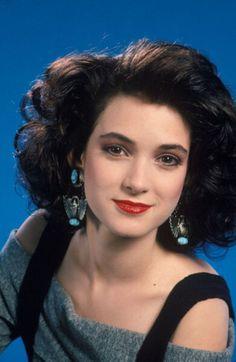 Winona Ryder, 1988