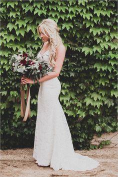 Katie May wedding dress @weddingchicks