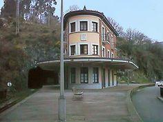 Estación de tren Fuso de la Reina - Train Station Fuso de La Reina