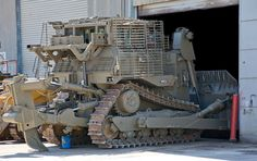 IDF Caterpillar D9R