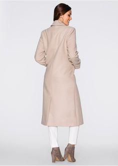 Gyapjú hatású kabát Csinos • 10999.0 Ft • bonprix