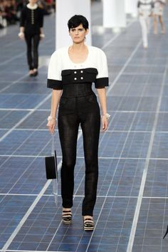 Runway Report: Spring 2013 - Chanel