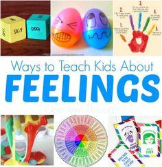 Teach Kids About Feelings
