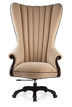 Christopher Guy Presidente task chair for doorman Christopher Guy, High Back Office Chair, Best Office Chair, Office Chairs, Cool Furniture, Furniture Design, Furniture Outlet, Furniture Stores, Discount Furniture