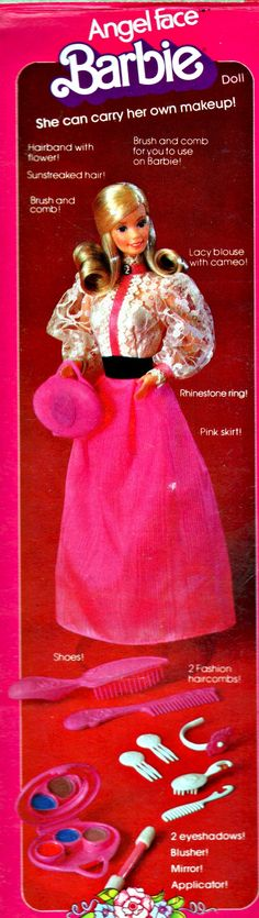 All sizes | Angel Face Barbie Box | Flickr - Photo Sharing!