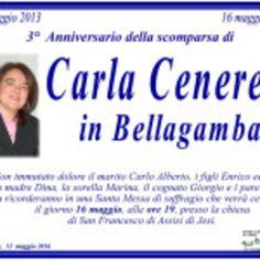 #Marche: #Una messa per Carla Cenerelli nel terzo anniversario della scomparsa da  (link: http://ift.tt/23UqOzY )