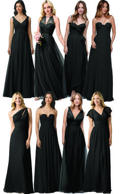 Where to Shop for Mix and Match Bridesmaids Dresses Online Bridesmaid Dresses long black bridesmaid dresses Velvet Bridesmaid Dresses, Black Bridesmaids, Bridesmaid Dresses Plus Size, Wedding Bridesmaids, Bridesmaid Outfit, Wedding Attire, Wedding Dresses, Dresses Dresses, Chiffon Dresses