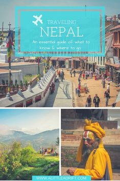 An essential guide of what to know and where to go on your next trip to Nepal.