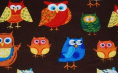 owls quilt - Google Search