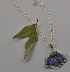 Where Color Meets Metal -- Torch-fired Jewelry by Lynn Gardner
