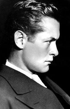 Robert Montgomery fotografiado por George Hurrell, 1932