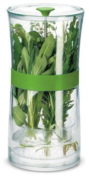 Cuisipro Herb Keeper traditional-spice-jars-and-spice-racks