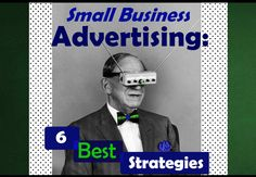 Ready to get the most bang for your buck advertising your small business? Check out our most recent blog post, outlying the 6 best strategies for marketing a small business! http://www.stevensonadvertising.com/small-business-advertising-6-best-strategies/