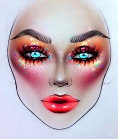 #makeup #makeupart | ♦F&I♦