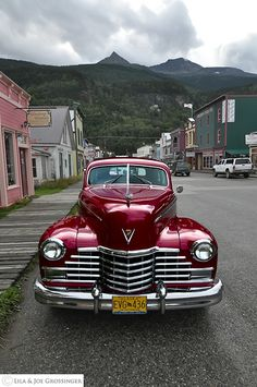 1946 Cadillac..Re-pin..Brought to you by #CarInsurance #EugeneOregon and #HouseofInsurance