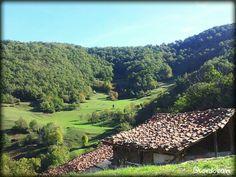 Desde Pollayo #Liébana #Cantabria #greenspain Golf Courses, Beautiful, Scenery