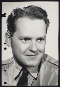 Hardie Albright,December 16, 1903 – December 7, 1975,was an American actor and the son of travelling vaudevillians.Albright was playing the juvenile lead on the stage in The Greeks when a scout from the Fox Company saw him. He was given a contract and headed for Hollywood. An alumnus of Carnegie Tech, Albright made his film debut in 1931 in John G. Blystone's Young Sinners. He appeared in numerous films after that, including as the voice of the adolescent Bambi in the film of the same name.