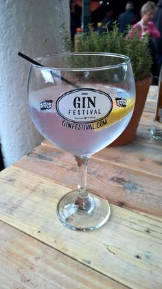 Last weekend I went to the Gin Festival in Birmingham and got to discover loads of new gins, like this Pink Pepper, which is flavoured strongly with juniper and warming pink peppercorns. Read about all the gins I tried out on my latest blog post