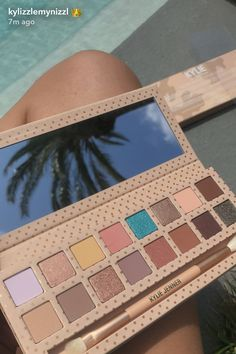 Kylie Jenner Previews Vacation Kylie Cosmetics Collection | Teen Vogue