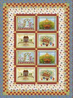 888 Best Panel Quilts Images Quilt Patterns Quilt