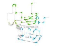 NewTaiYang Interesting Connectible DIY Drinking Straws - DinoDirect.com