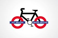tube no. bike yes. if you live in london...