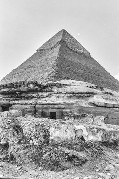 Pyramid of Cheops / 2005 / Film Photography / © Marie-Eve Painchaud Giza, Professional Photography, Cairo, Film Photography, Art Images, Egypt, Eve, Old Things, Fine Art