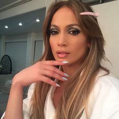 Los colores pasteles también en la lista de J.Lo