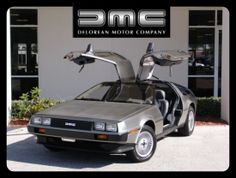 "A style icon the De Lorean well known from the movie ""Back to the Future"" can be bought as a used car, I wish a had one. via De Lorean Motor Company http://delorean.com"