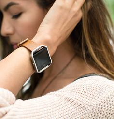 CES 2016: Meet Fitbit Blaze: Fitbit's First Fashionable Fitness Watch