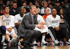 Fired Nets coach P.J. Carlesimo rightfully says Brooklyn owner Mikhail Prokhorov had unrealistic expectations for the team