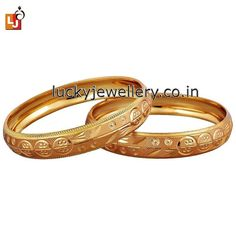 Looking for cool and funky #jewelry accessories. Try this elegant Gold Plated Bangles. Wear it with #ethnic or western outfits. Get it now online from #LuckyJewellery. This #monsoon look stunning with this designer #bangles. #jewelry #fashion #style #wedding http://ift.tt/29GAsFy