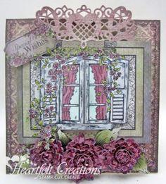 Heartfelt Creations   Special Wishes Window