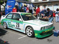 BMW M3 E30, 'Monchu', 2002